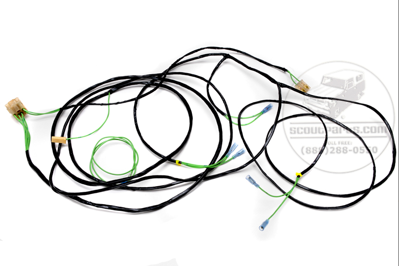 17774_236017 264252c91 rear wiring harness for scout 80 with alternator 1964 scout 80 wiring harness at eliteediting.co