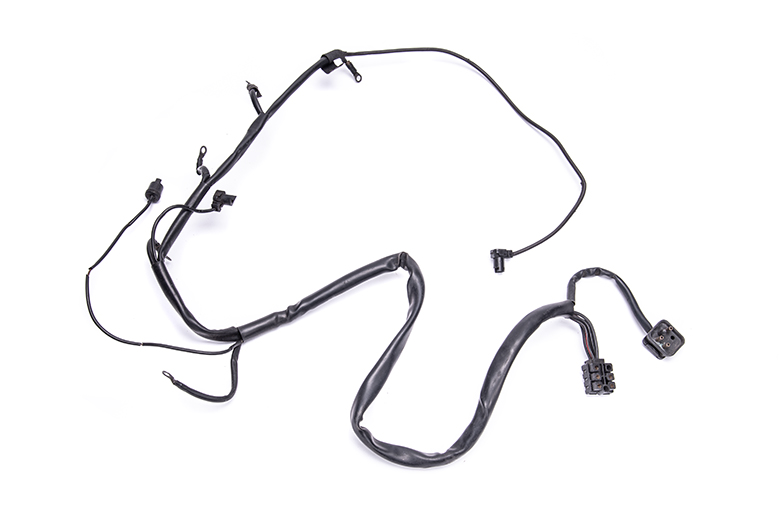 Glow Plug Wiring Harness-Used-Mercedes 300CD & 300TD