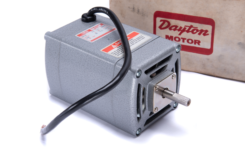 Motor electric Dayton new in box  115V AC/DC