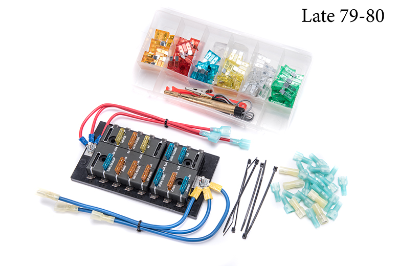 Fuse Panel Replacement Update Kit