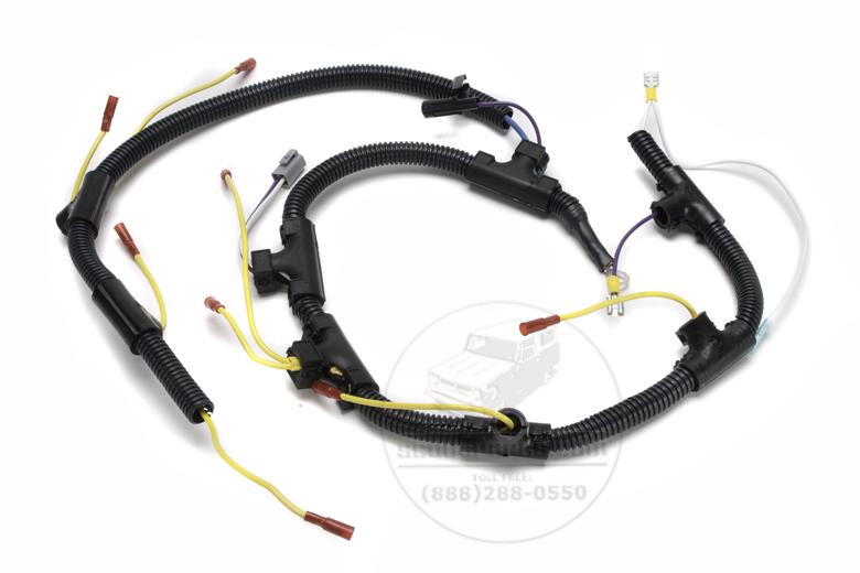 Glow Plug Wiring Harness For 7.3L IDI  International Trucks