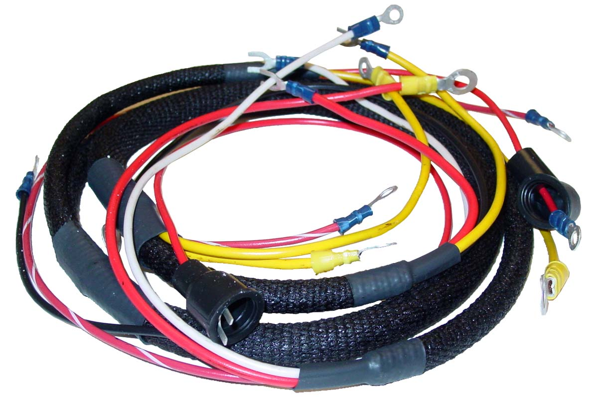 Wiring Harness 8N ford tractor (MAIN HARNESS ONLY)